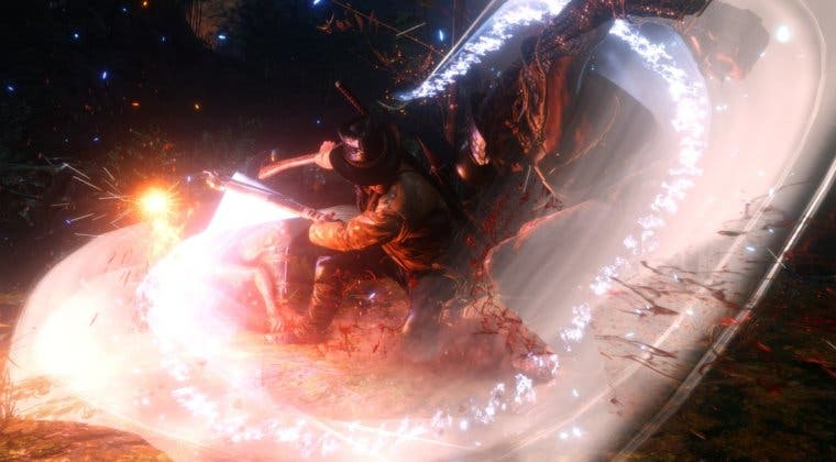 Imagen de Un mod lleva a Arthur de Red Dead Redemption 2 a Sekiro: Shadows Die Twice