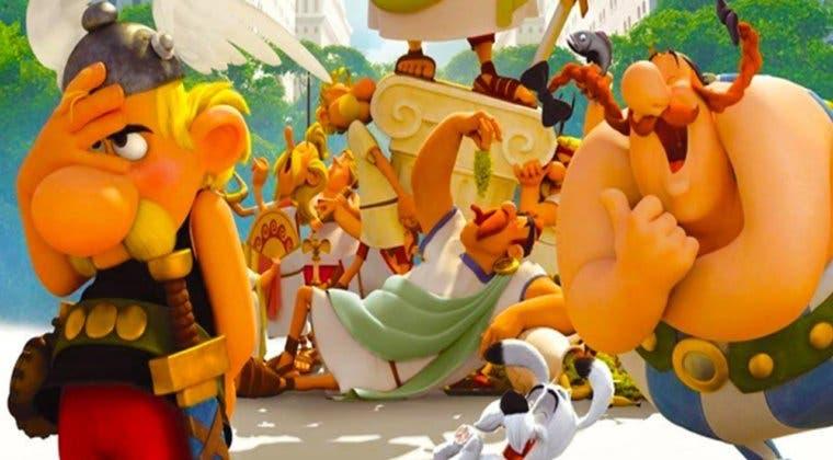 Imagen de Asterix & Obelix XXL 3 presenta su mega edición coleccionista y cambia la original