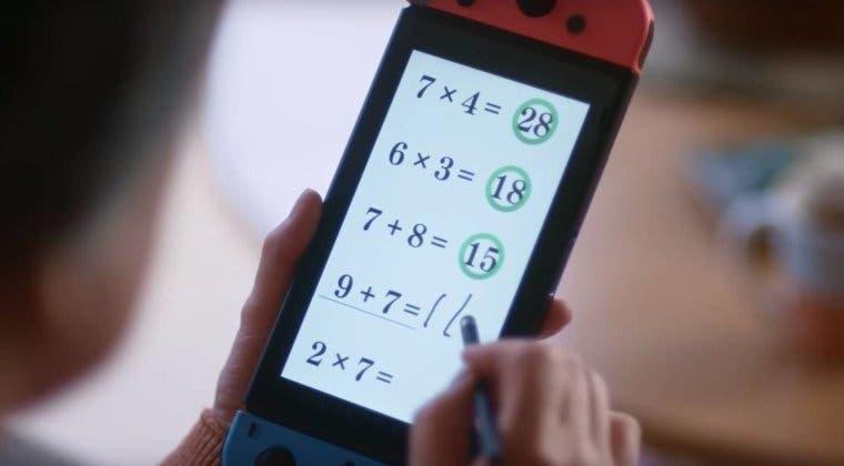 Imagen de El nuevo Brain Training para Nintendo Switch anuncia su fecha de lanzamiento en Europa
