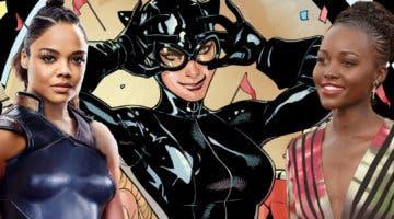Imagen de The Batman: Lupita Nyong'o y Tessa Thompson estarían entre las favoritas para ser Catwoman