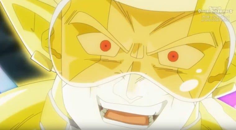 Imagen de Crítica de Dragon Ball Heroes episodio 16: unidos contra el odio