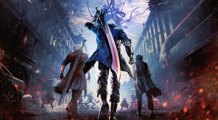 Imagen de Devil May Cry 5 Special Edition descarta un lanzamiento en PC