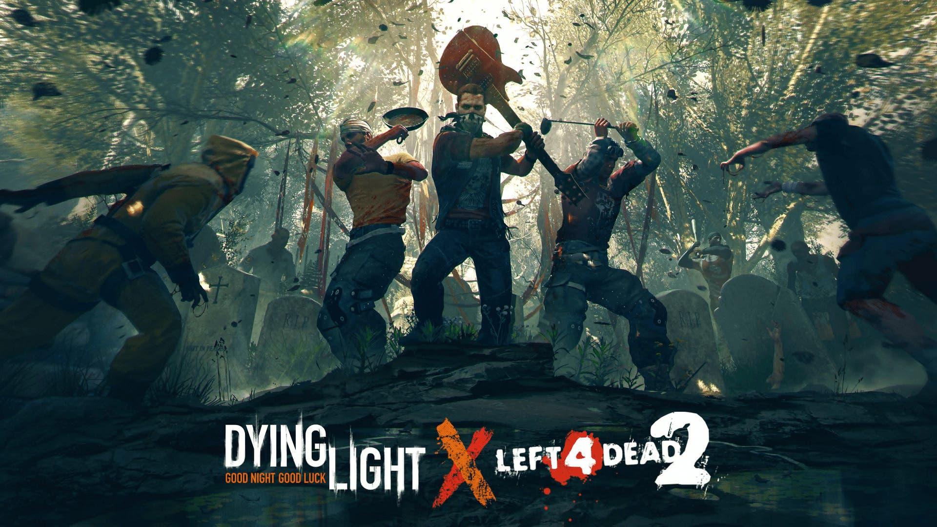 Dying Light Pronto Recibirá Una Colaboración Con Left 4 Dead 2