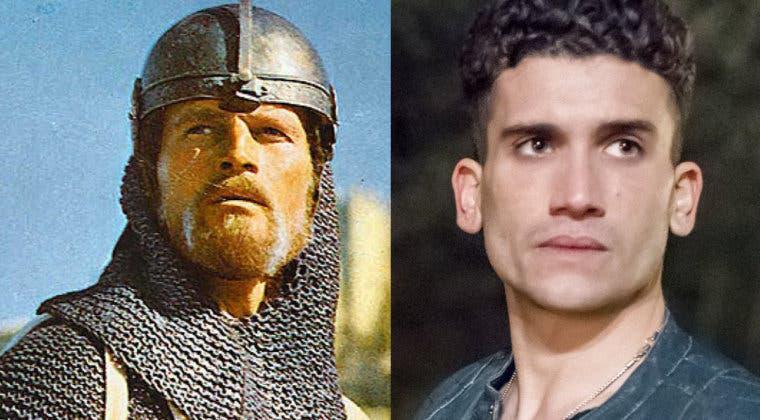 Imagen de Amazon da inicio en España al rodaje de la nueva serie de El Cid