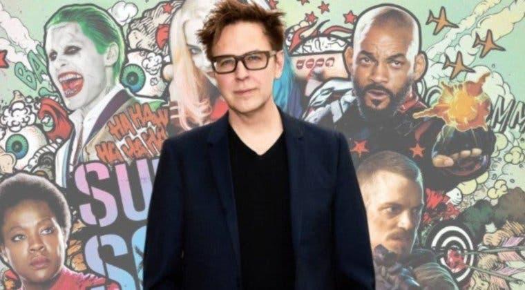 Imagen de James Gunn ya ha completado el guion de The Suicide Squad