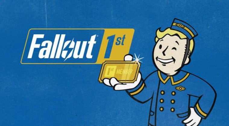 Imagen de Bethesda anuncia Fallout 1st, el servicio de suscripción para Fallout 76