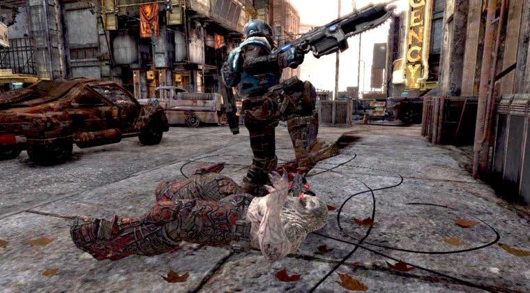 Imagen de Gears 5 se actualiza y añade el clásico Pisotón junto a otras novedades
