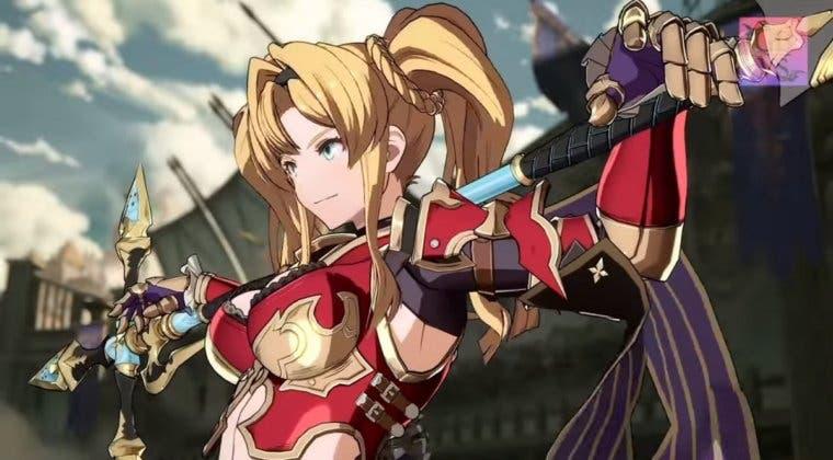 Imagen de Granblue Fantasy: Versus presenta dos nuevos personajes jugables en acción