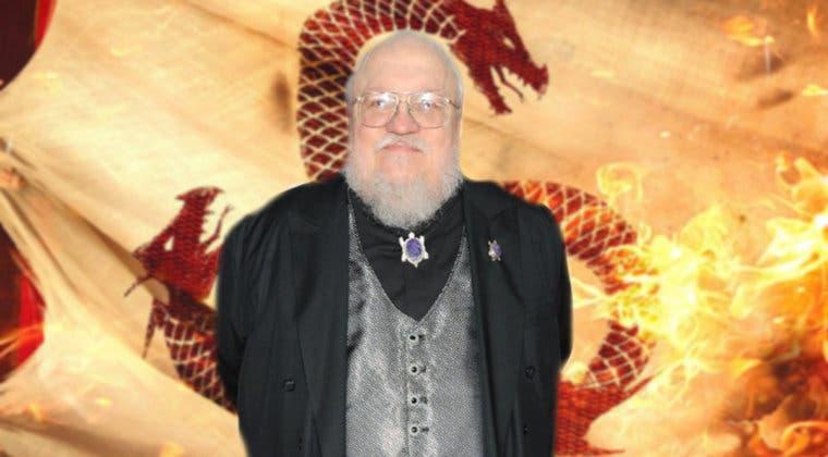 Imagen de House of the Dragon: Martin no escribirá la nueva precuela de Juego de Tronos