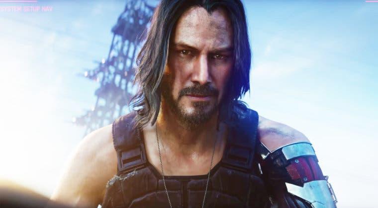 Imagen de Así de diferente era Johnny Silverhand (Cyberpunk 2077) antes de Keanu Reeves