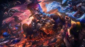 Imagen de Los creadores de League of Legends estarían trabajando en un nuevo juego de cartas