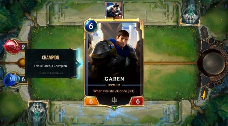 Imagen de Riot anuncia Legends of Runeterra, el juego de cartas de League of Legends