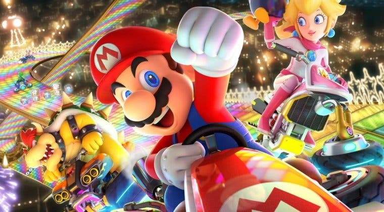 Imagen de Mario Kart Tour da comienzo a la segunda fase de su evento de Tokyo