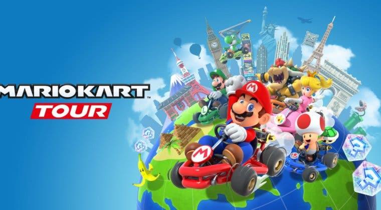 Imagen de Mario Kart Tour estrena novedades gracias a su versión 1.1 ya disponible