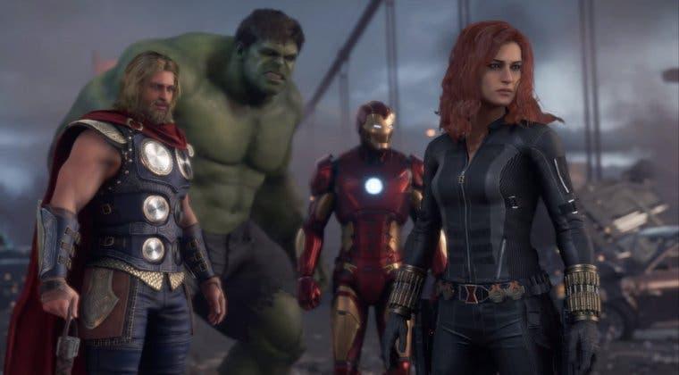 Imagen de Anunciadas dos ediciones especiales de Marvel's Avengers e incentivos de reserva