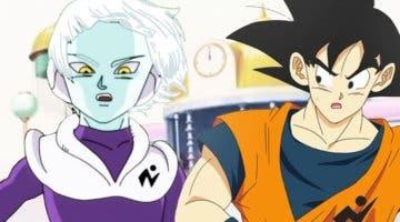 Imagen de Dragon Ball Super: El increíble poder de Meerus; derrota a Goku sin esfuerzo