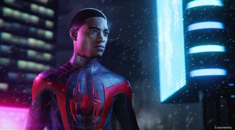 Imagen de Así será la portada de Marvel's Spider-Man: Miles Morales