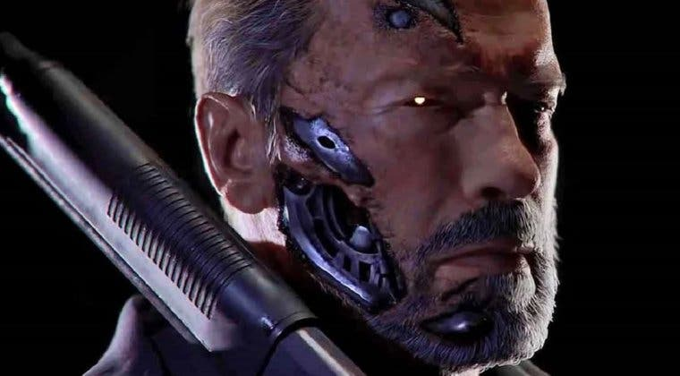Imagen de Gameplay exclusivo de Terminator en Mortal Kombat 11