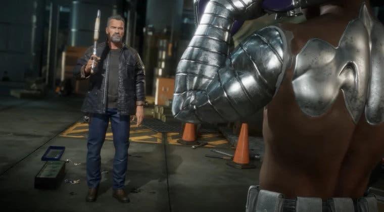 Imagen de Terminator para Mortal Kombat 11 ya se encuentra disponible