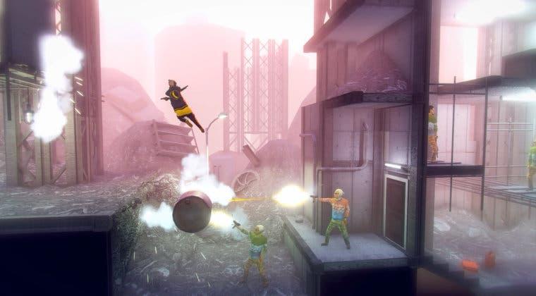 Imagen de My Friend Pedro anuncia su llegada a PS4 y su fecha de lanzamiento