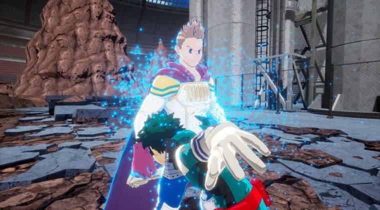 Imagen de My Hero One's Justice 2 contará con un sistema de personalización más profundo que el original
