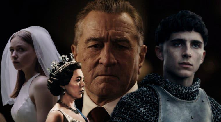 Imagen de Estas son todas las series y películas que llegan a Netflix en noviembre
