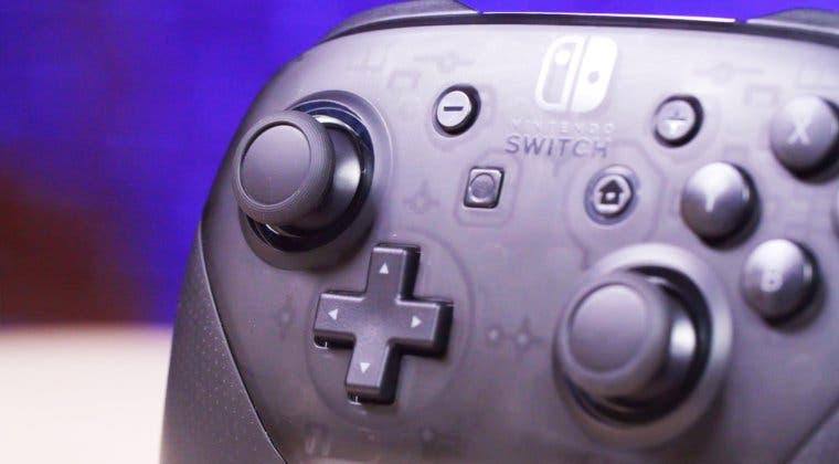 Imagen de Nintendo estaría distribuyendo una nueva versión revisada de su Pro Controller para Switch