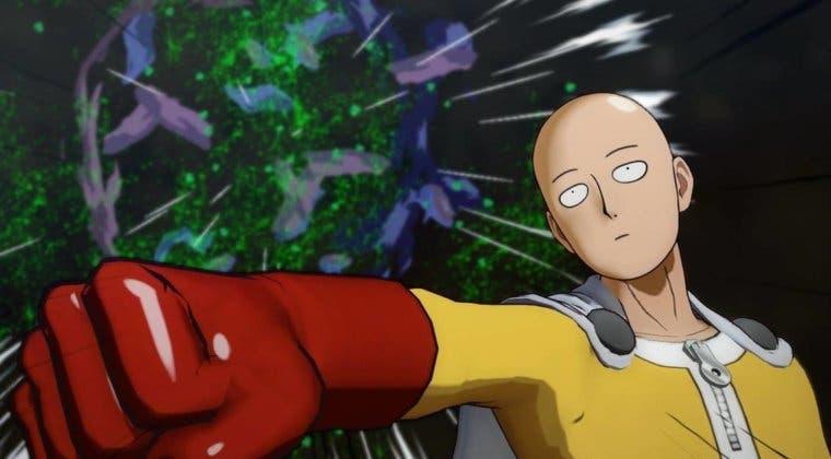 Imagen de One Punch Man: A Hero Nobody Knows muestra su creador de personajes y más en una galería