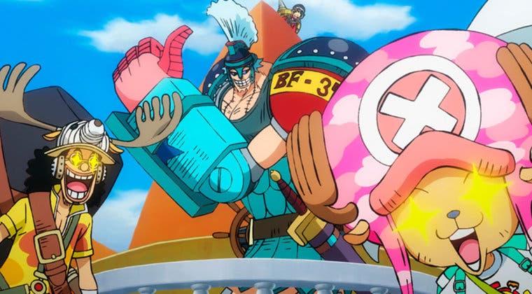 Imagen de One Piece Stampede rompe la taquilla de Estados Unidos