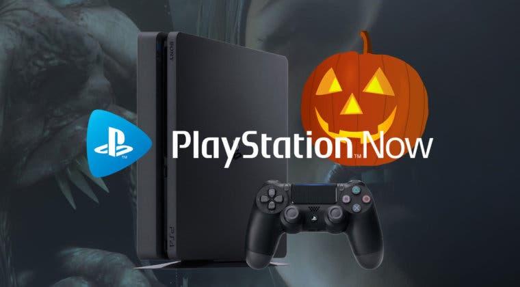 Imagen de PS Now: 5 juegos que no te puedes perder este Halloween