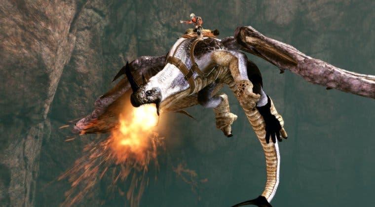 Imagen de Panzer Dragoon Remake se lanza hoy como exclusiva temporal para Switch