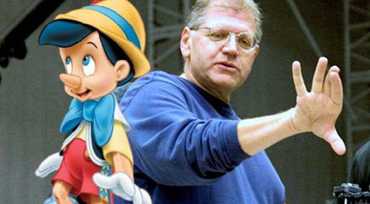 Imagen de Robert Zemeckis sobrevuela la dirección de la nueva Pinocho de Disney