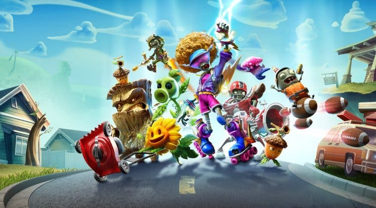 Imagen de Análisis Plants vs. Zombies: Battle for Neighborville