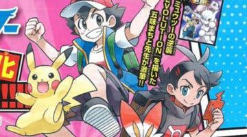 Imagen de El nuevo anime de Pokémon contará con adaptación a manga