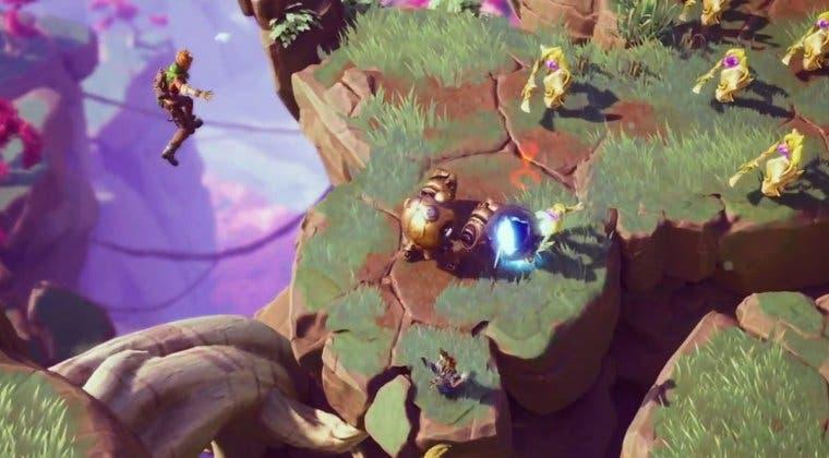 Imagen de League of Legends se fusiona con Diablo en Project F, un nuevo título más de Riot