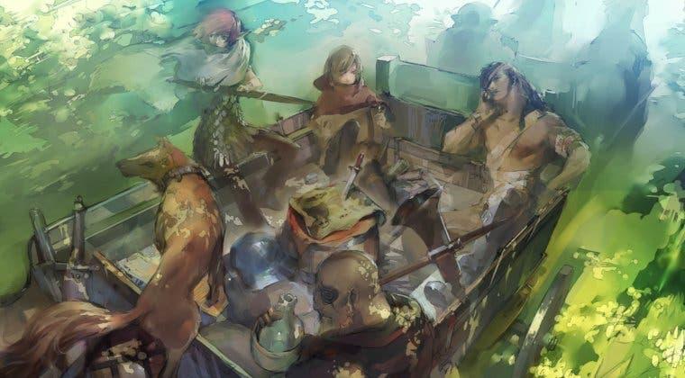 Imagen de El misterioso Project Re Fantasy de Atlus deja nuevos datos gracias a su diseñador artístico
