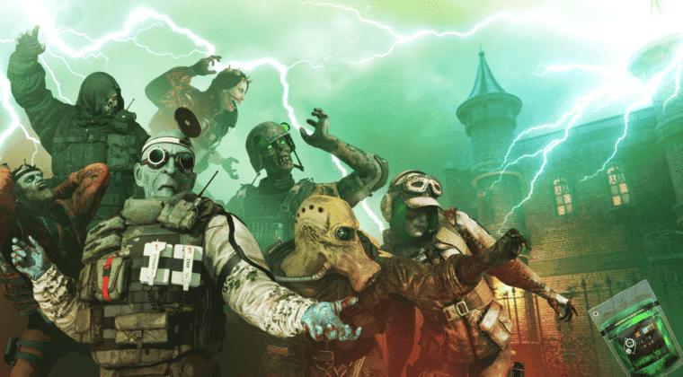 Imagen de El evento de Halloween de Rainbow Six Siege ya ha comenzado
