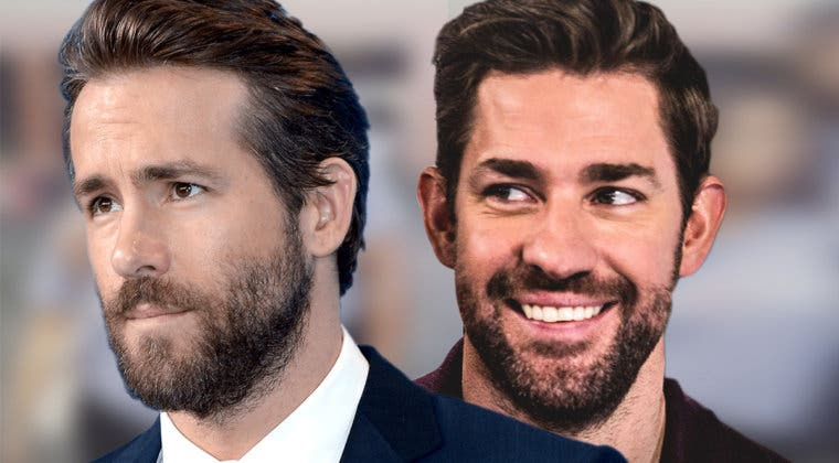 Imagen de Fantasy Comedy: así es lo nuevo de John Krasinski con Ryan Reynolds