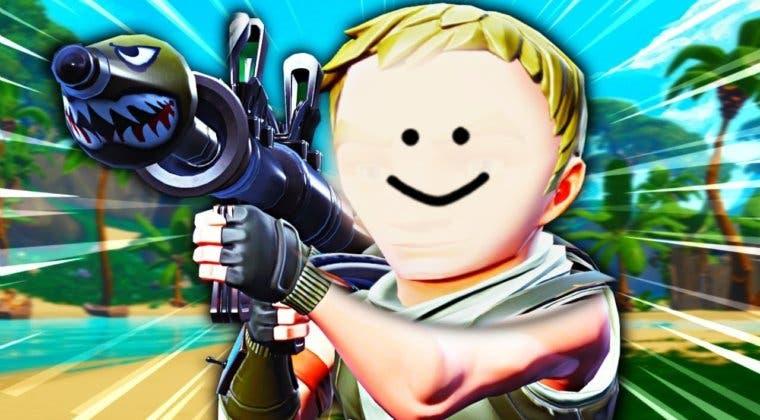 Imagen de Un jugador protagoniza el mayor ridículo de la historia de Fortnite