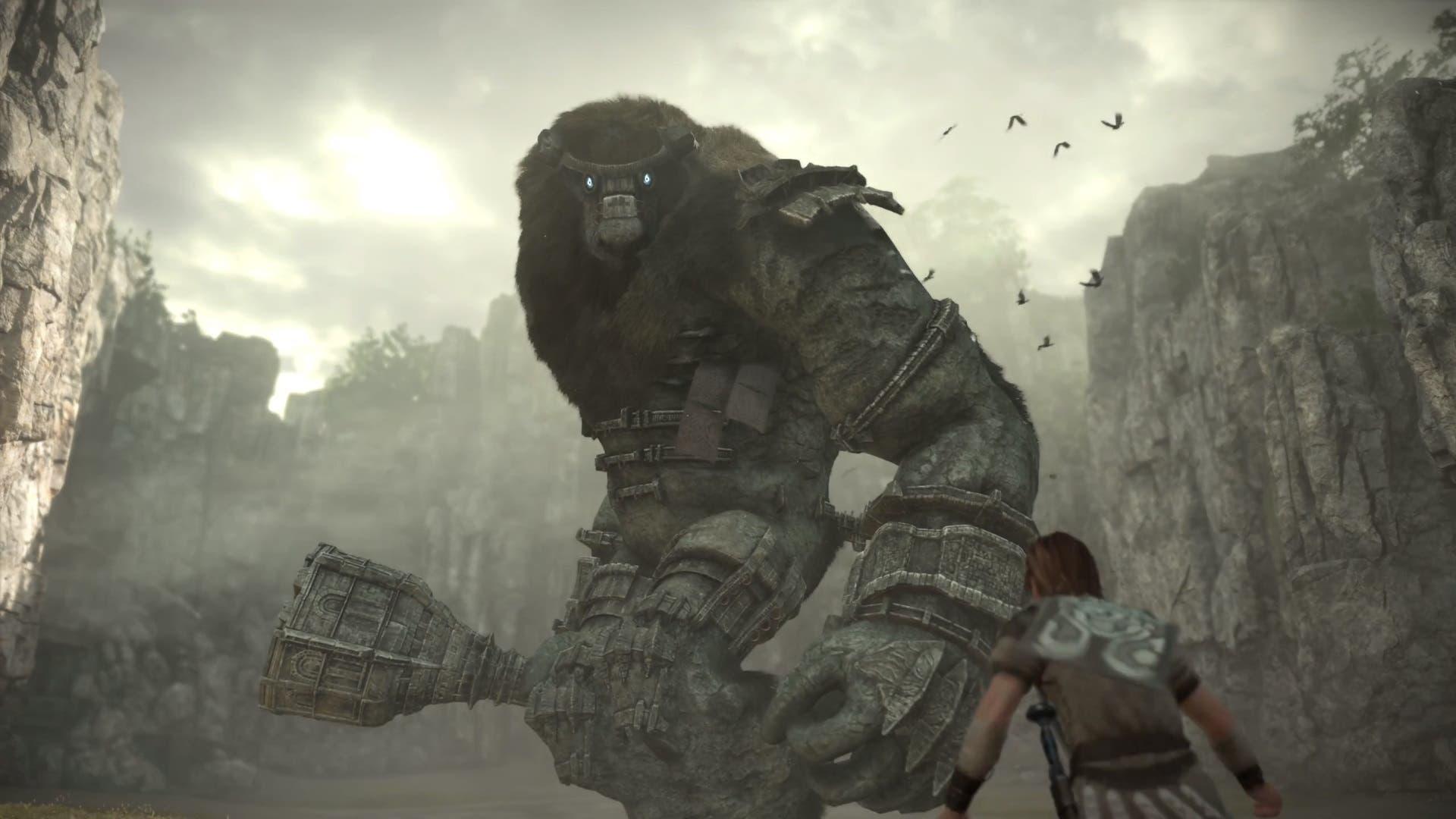 Los Responsables Del Remake De Shadow Of The Colossus