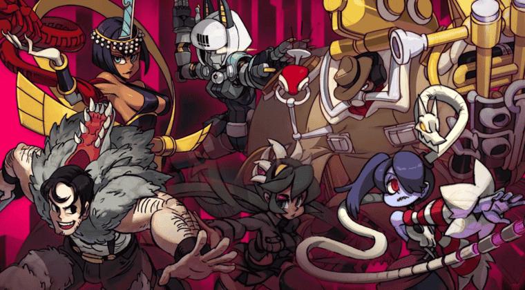Imagen de Skullgirls 2nd Encore pone fecha de lanzamiento a su versión de Switch