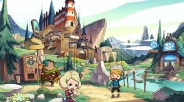 Imagen de Nintendo Switch recibirá en febrero Snack World: De mazmorra en mazmorra