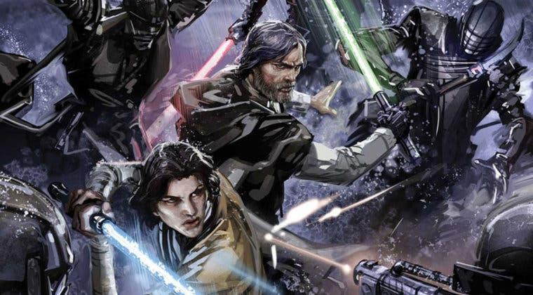 Imagen de Star Wars: un cómic revela por qué Kylo Ren se pasó al Lado Oscuro