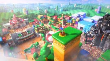 Imagen de El parque de atracciones de Nintendo luce así de espectacular a falta de su finalización de obras