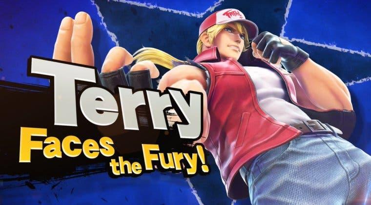 Imagen de Super Smash Bros. Ultimate podría recibir a Terry Bogard antes de lo esperado