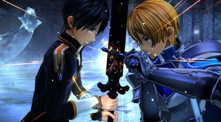 Imagen de Sword Art Online: Alicization Lycoris nos deja con su espectacular tráiler de lanzamiento
