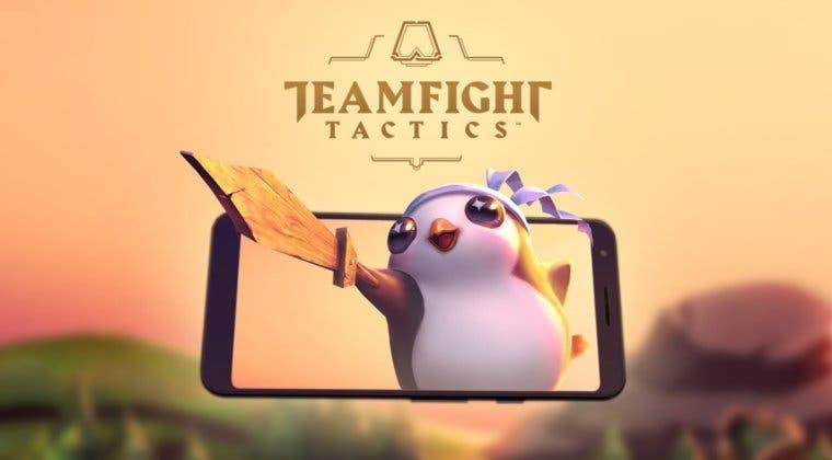 Imagen de Team Fight Tactics, más conocido como TFT, es confirmado para móviles