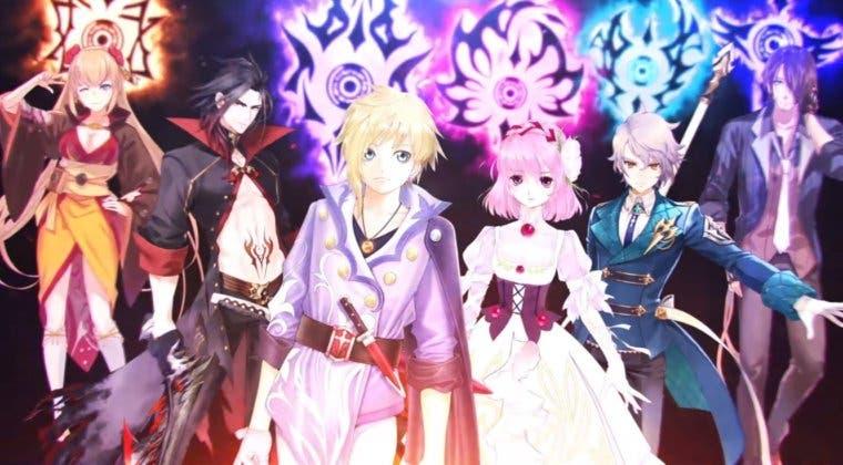Imagen de Bandai Namco actualiza la fecha de lanzamiento de Tales of Crestoria