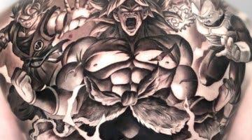Imagen de Seleccionamos los mejores tatuajes de Dragon Ball que puedas encontrar
