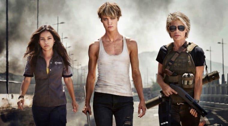 Imagen de Terminator: Destino Oscuro se convierte en la segunda película más larga de la saga